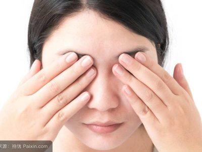 睁不开眼—双眼皮手术的幺蛾子